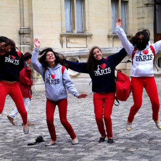 Curso de francés en París