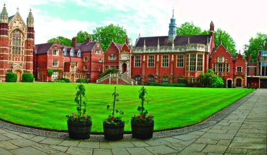 Imagen Las 10 mejores universidades en Reino Unido