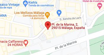 Oficina de Málaga
